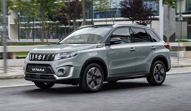 Suzuki Vitara 2020: Estos son los precios en México