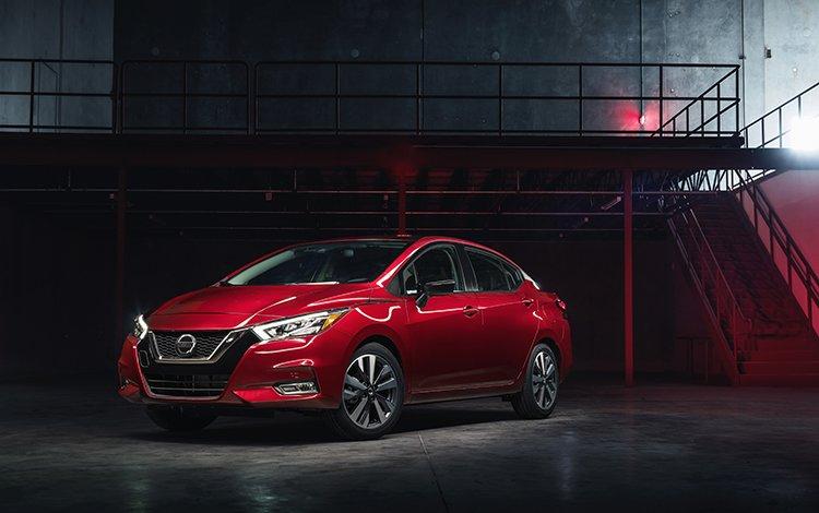 El extreme makeover del Nissan Versa 2020