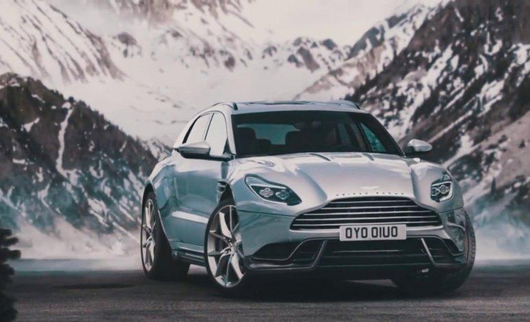 La DBX de Aston Martin vendrá con las valijas