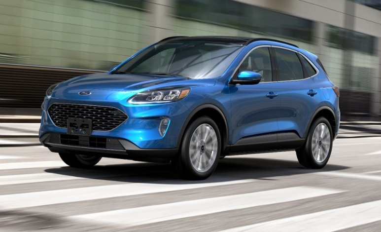 Llega a México la nueva Ford Escape