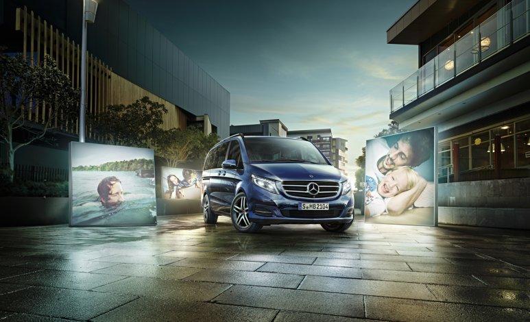 Mercedes-Benz Clase V 2019: Pros y Contras