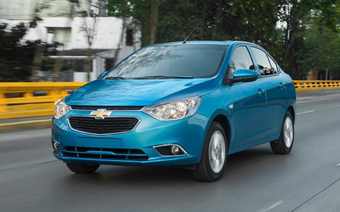 Chevrolet Aveo LTZ AT 2019: Pros y contras