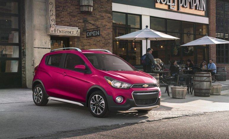 Chevrolet Spark Activ 2019: Pros y contras