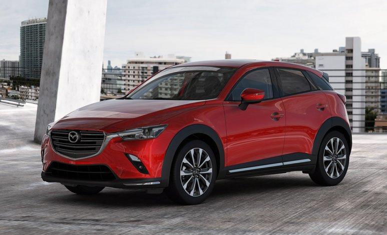 Mazda CX-3 2020: Estos son los precios en México