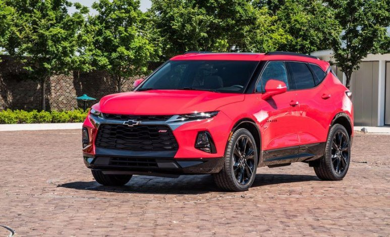 Chevrolet Blazer RS 2019: Pros y contras