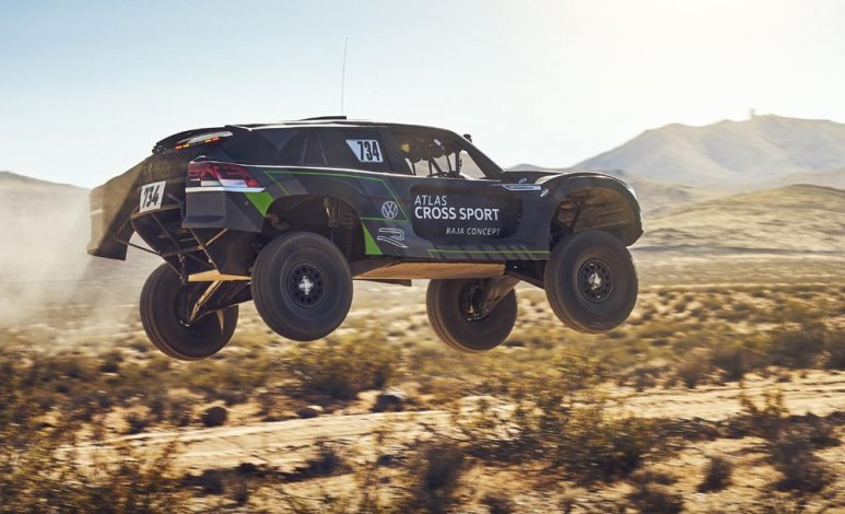 Volkswagen Atlas Cross Sport R, lista para venir a México