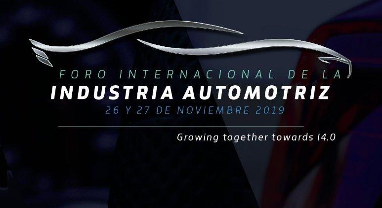 Se llevó a cabo el Foro Internacional de la Industria Automotriz en Aguascalientes