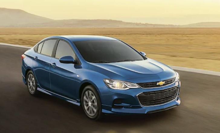 Chevrolet Cavalier 2020: Pros y contras