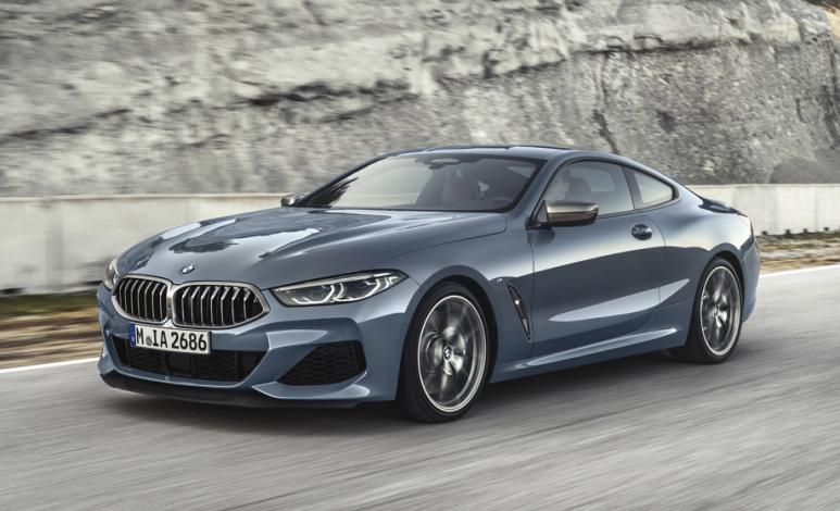 BMW Serie 8 Coupe, el auto de lujo preferido de las mujeres