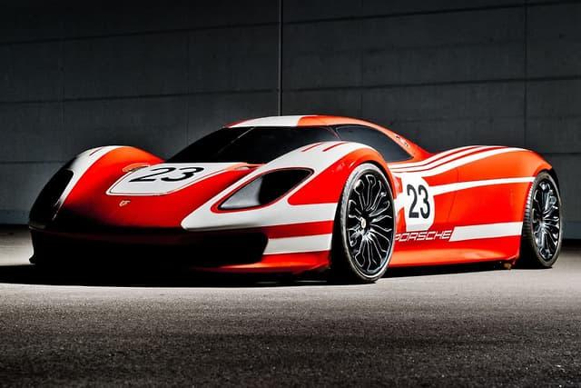 Porsche prepara un nuevo súper auto… híbrido