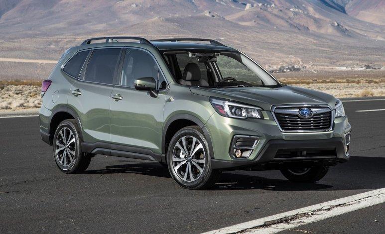 Subaru Forester Limited 2019: Pros y contras