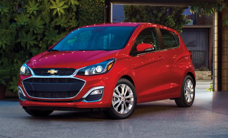 Chevrolet Spark 2020: Pros y contras
