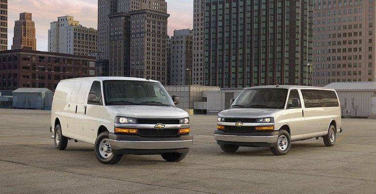 Chevrolet Express Cargo Van 2019: Pros y Contras