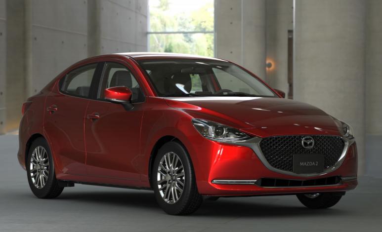 Comparativa: Mazda 2 Sedán i Touring 2020 vs Nissan Versa Advance TM 2020