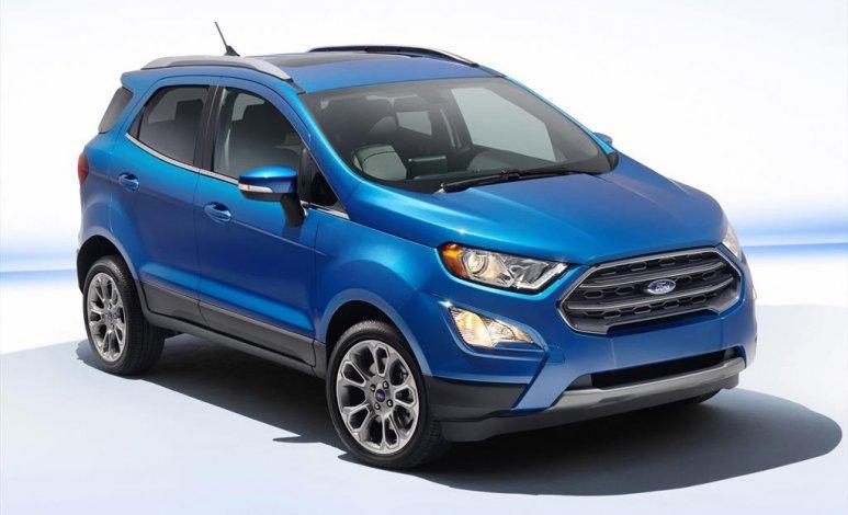 Comparativa Ford EcoSport Titanium 2020 vs. Hyundai Creta Limited 2019