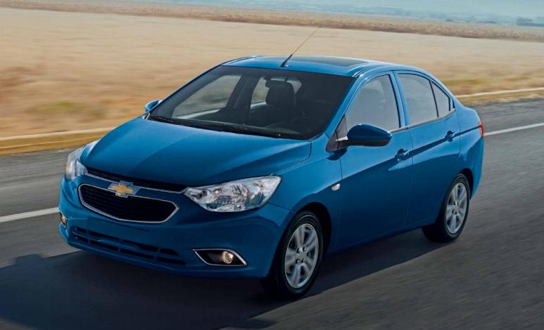 Chevrolet Aveo LS TM 2020 vs Volkswagen Vento Comfortline 2020