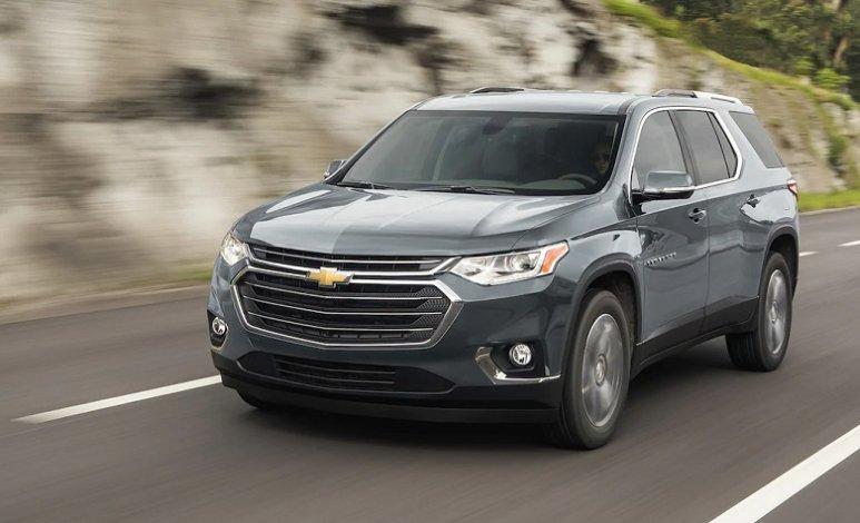 Chevrolet Traverse 2020: Estos son los precios en México