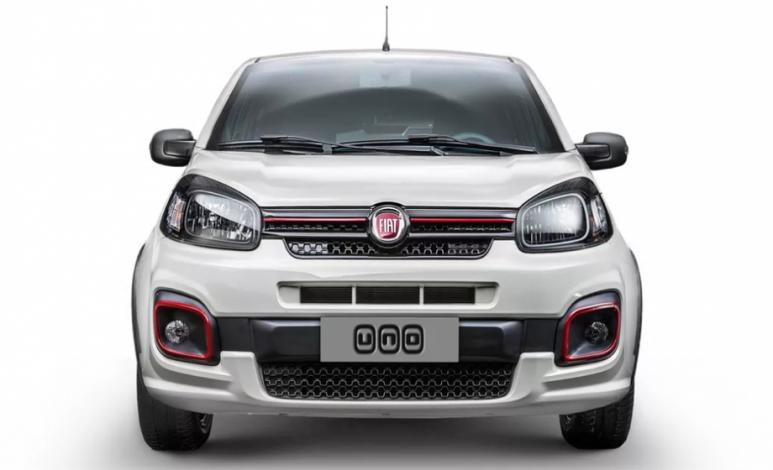 FIAT Uno Sporting 2020: Pros y contras