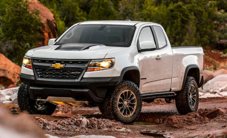Chevrolet Colorado LT 4x4 2020: Pros y contras