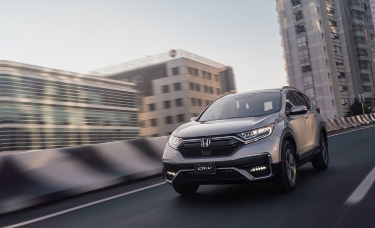 Honda CR-V 2020: Estos son los precios en México
