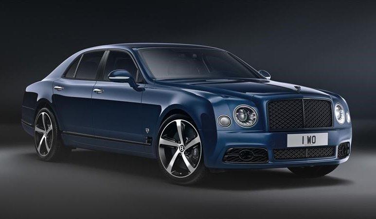 El Bentley Mulsanne se despide con una edición especial y deja paso al Flying Spur
