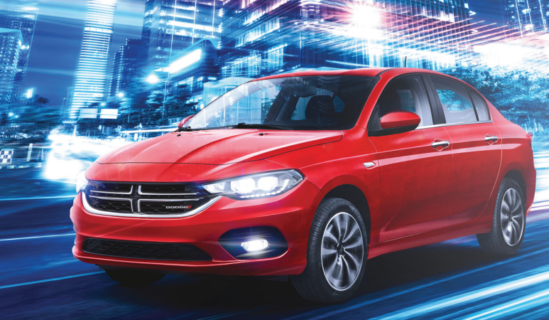 Comparativa: Dodge Neon Sport AT 2020 vs Volkswagen Virtus Tiptronic 2020