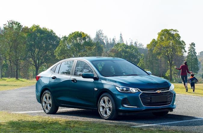 Chevrolet Onix 2021: Estos son los precios en México