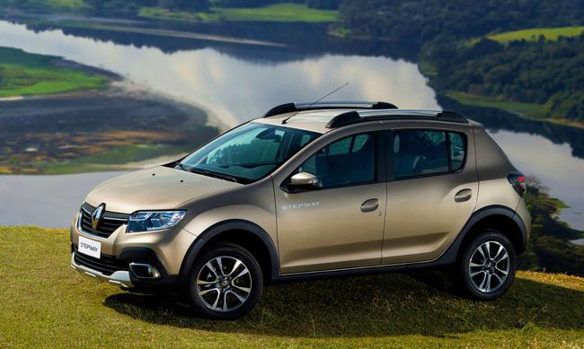 Comparativa: Renault Stepway Zen 2020 vs Chevrolet Spark Premier MT 2020