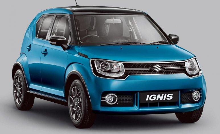 Comparativa FIAT Uno 2020 vs. Suzuki Ignis 2020