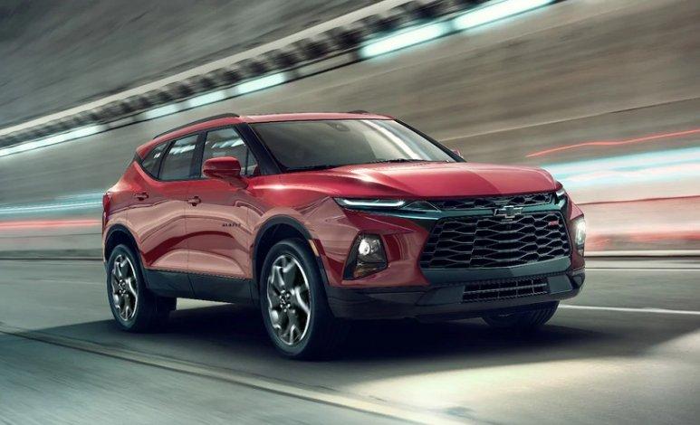 Chevrolet Blazer 2020: Pros y Contras