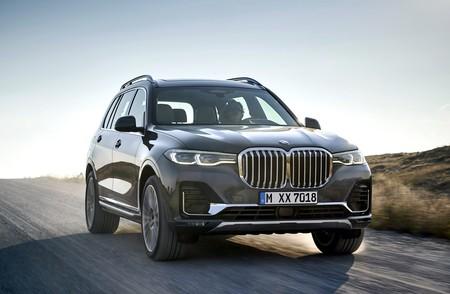 Comparativa BMW X7 2020 vs. Mercedes-Benz GLS 2019