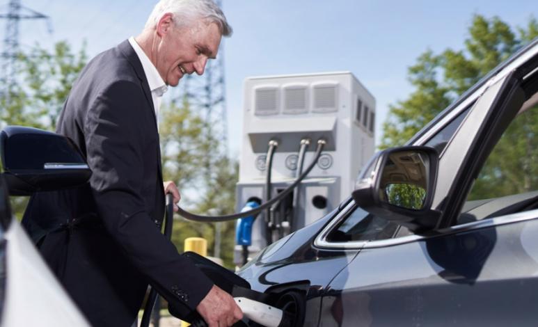 Volkswagen desarrolla estaciones de carga ultrarrápidas