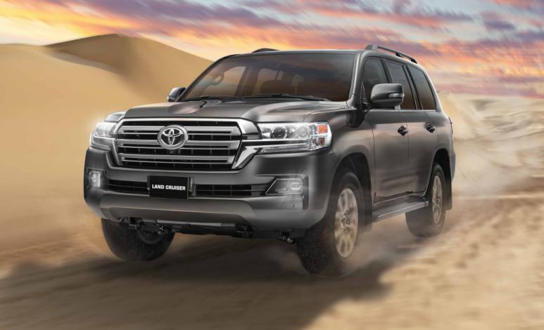 Toyota Land Cruiser 2020: Pros y contras