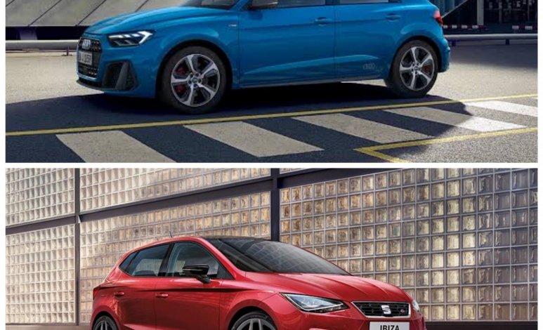Comparativa: Audi A1 Sportback 1.0 TSFI Urban 2020 vs SEAT Ibiza FR 1.0 2020