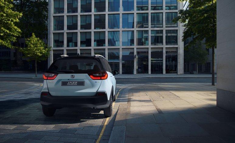 Honda Jazz busca darle brillo al Auto Show de Ginebra