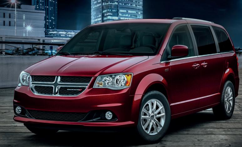 Comparativa: Dodge Grand Caravan SXT Plus 2020 vs Toyota Sienna XLE 2020