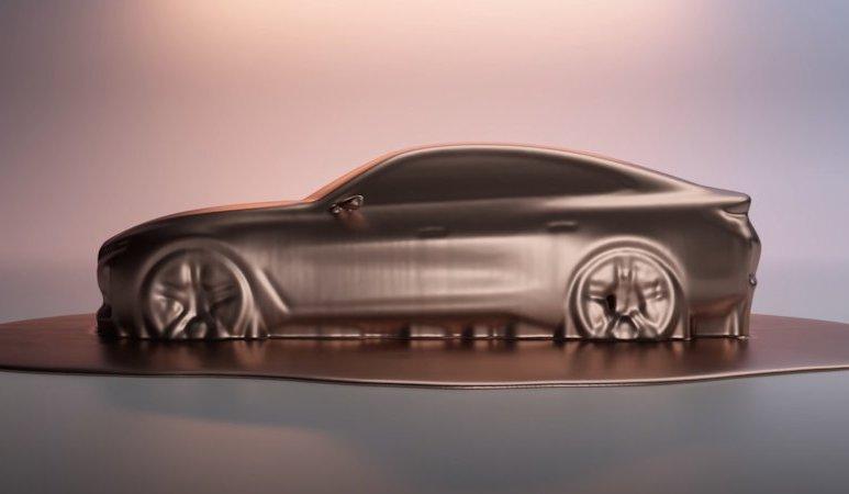 BMW presentará el Concept i4 en el Auto Show de Ginebra