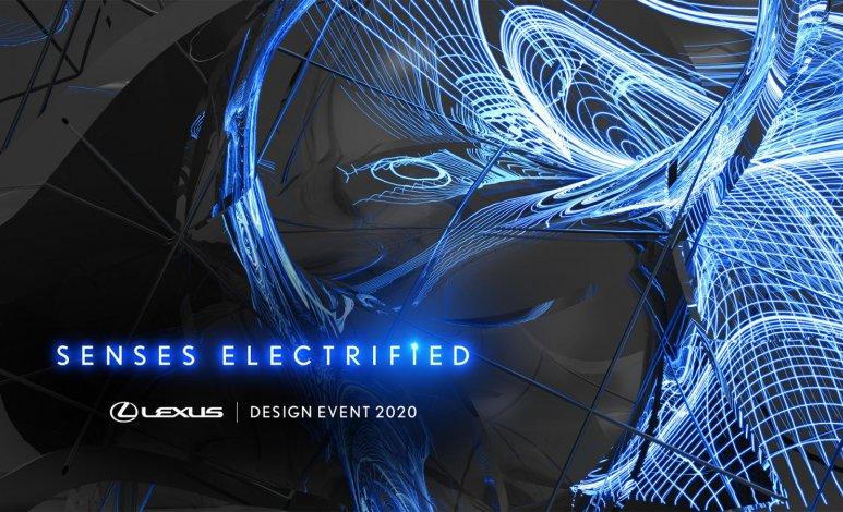 Lexus presentará su visión de electrificación en la Milan Design Week 2020