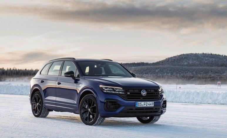 Volkswagen presentará la Touareg R híbrida en el Auto Show de Ginebra