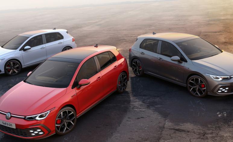 Estas son todas las versiones de Golf que Volkswagen presentará en el Autoshow de Ginebra 2020