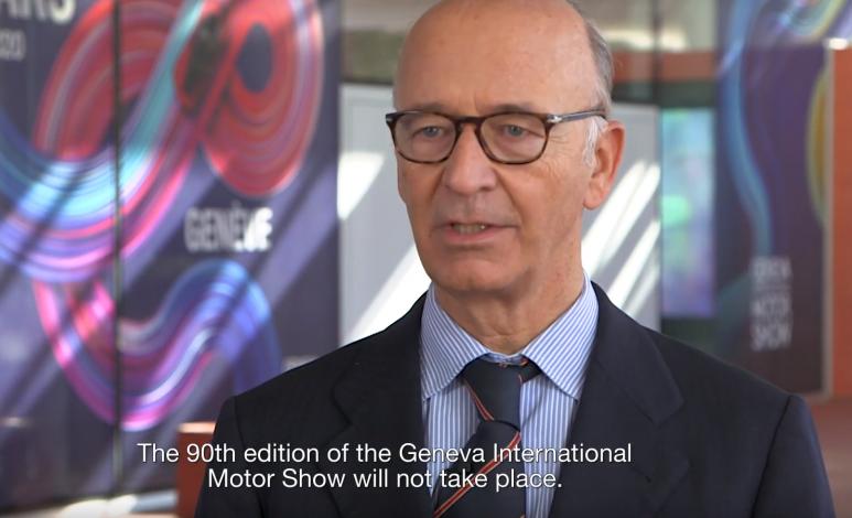 Autoshow de Ginebra 2020 cancelado por el Coronavirus