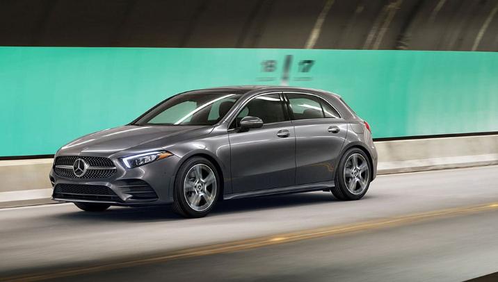 Mercedes-Benz Clase A Hatchback 2020: Estos son los precios en México