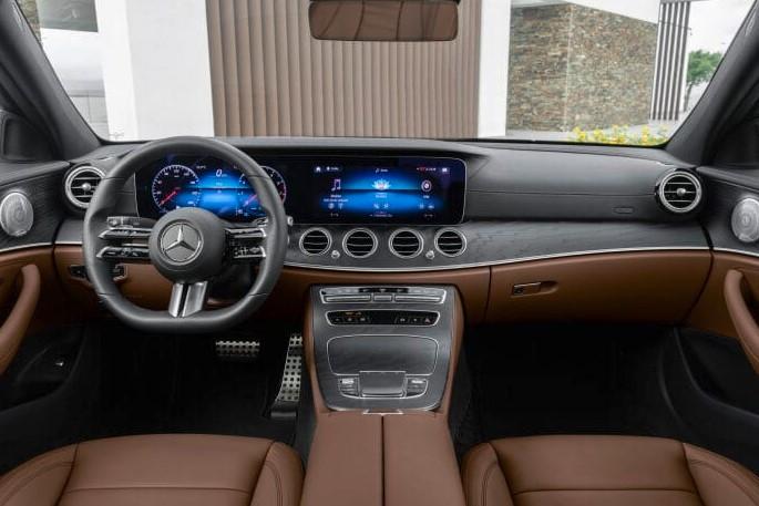 """El nuevo Mercedes-Benz Clase E """"sentirá"""" cuando tengas las manos en el volante"""