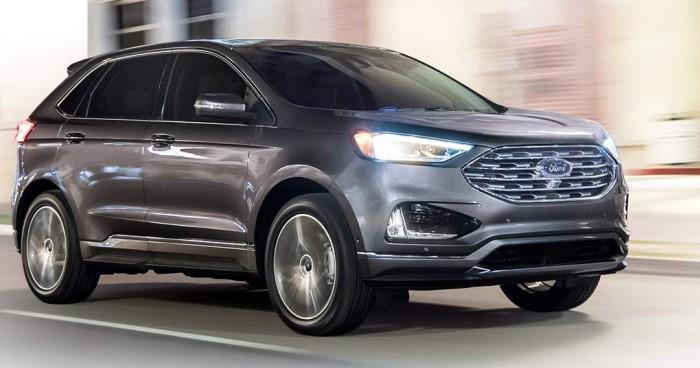 Comparativa: Ford Edge Titanium 2020 vs  Mazda CX-9 i Grand Touring 2020