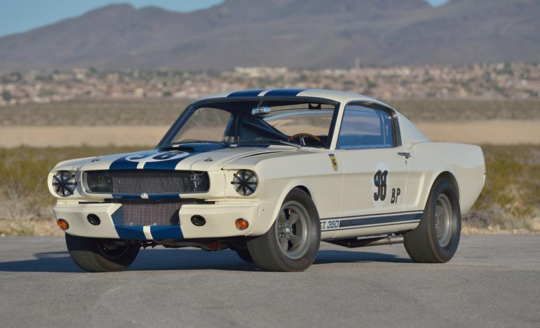 "Ford Shelby GT350 Competition 1965 ""Flying Mustang"" a subasta"