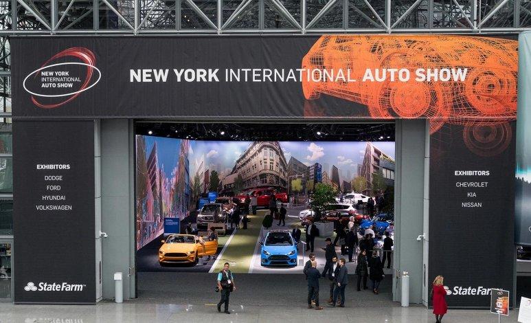 El Auto Show de Nueva York es otra víctima del coronavirus