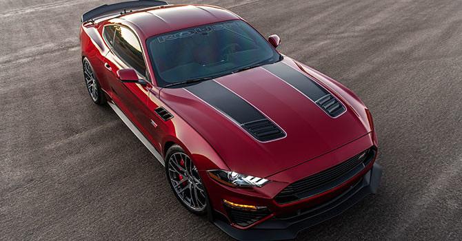 El Ford Mustang Jack Roush Edition, un sueño para los fans