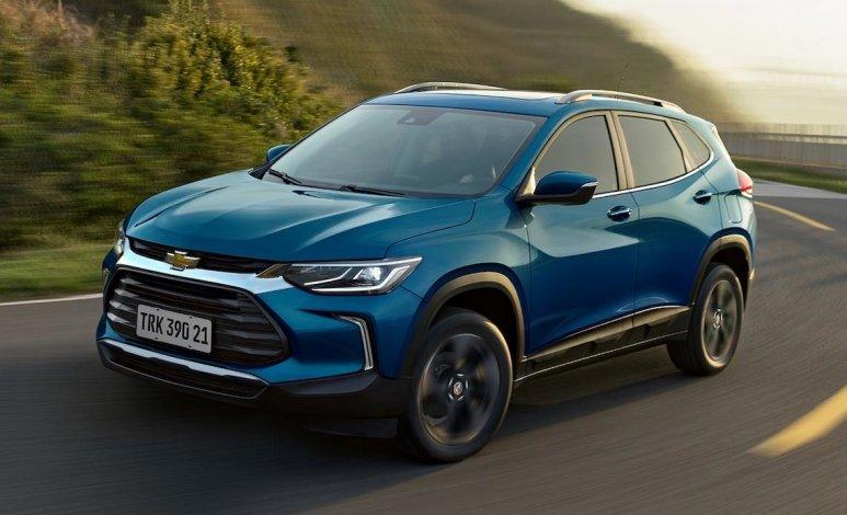 Así es la nueva Chevrolet Trax 2021