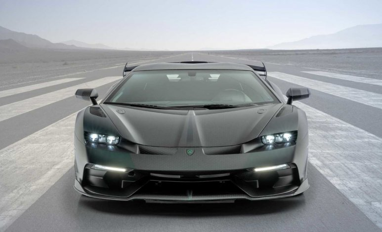 Lamborghini Aventador SVJ Mansory Cabrera, una edición limitada a solo tres unidades