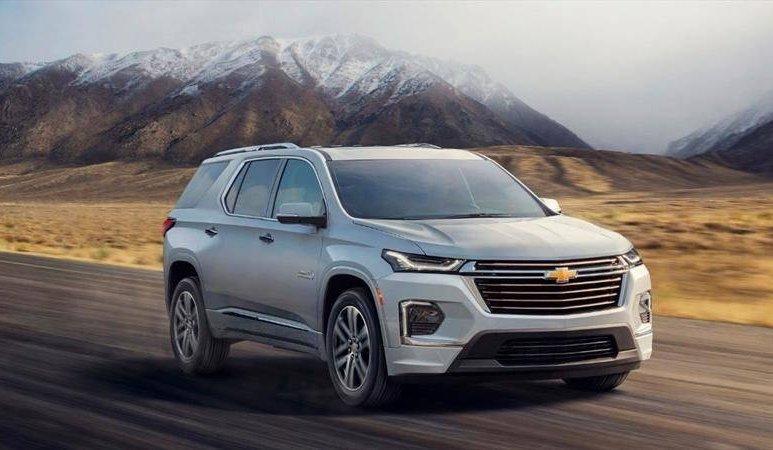 La Chevrolet Traverse 2021 se actualiza con nuevo diseño y equipamiento